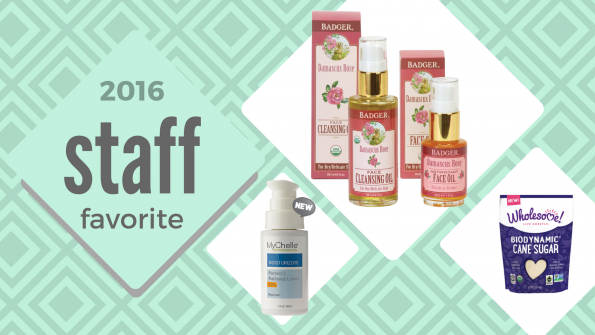 Delicious Living staff favorites of 2016