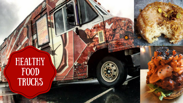 13 healthy and creative food trucks