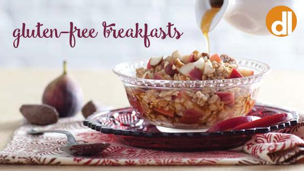 14 easy & amazing gluten-free breakfasts
