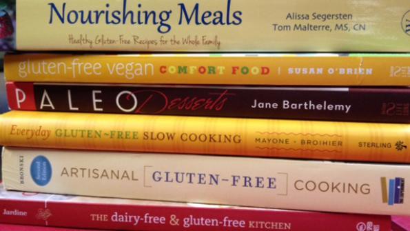 7 great gluten-free cookbooks from 2012