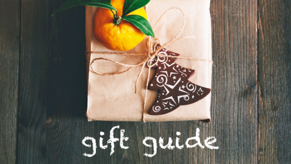 Natural and organic gifts for everyone on your list