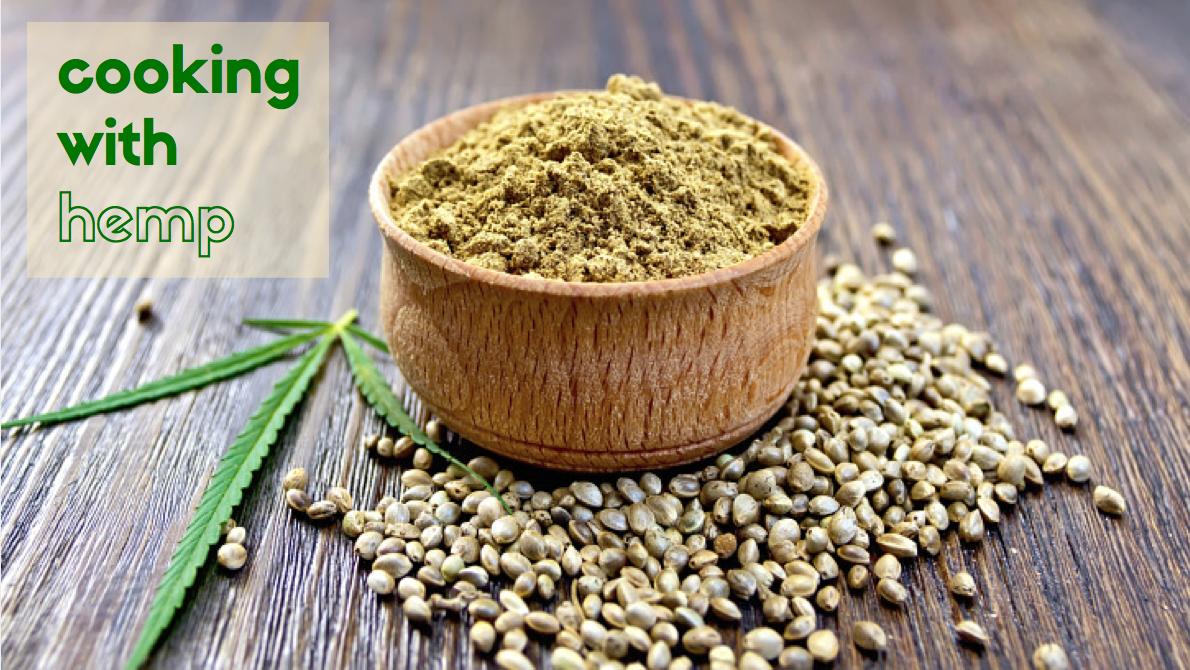 11 healthy hemp recipes