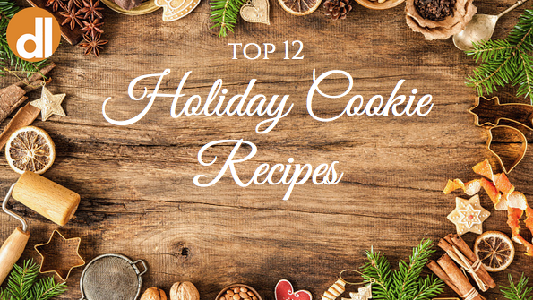 12 favorite holiday cookie recipes