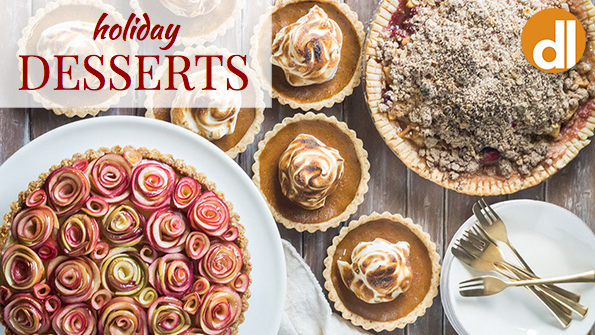 12 Show-Stopping Holiday Desserts