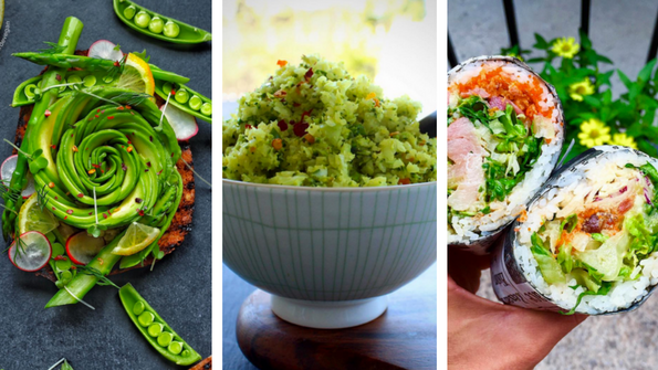 4 Instagram food trends you should know