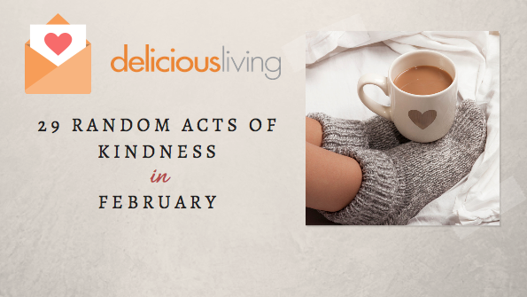 29 random acts of kindness