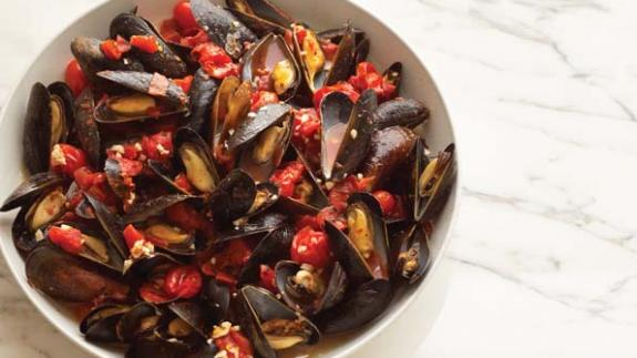 Grilled sustainable seafood recipes