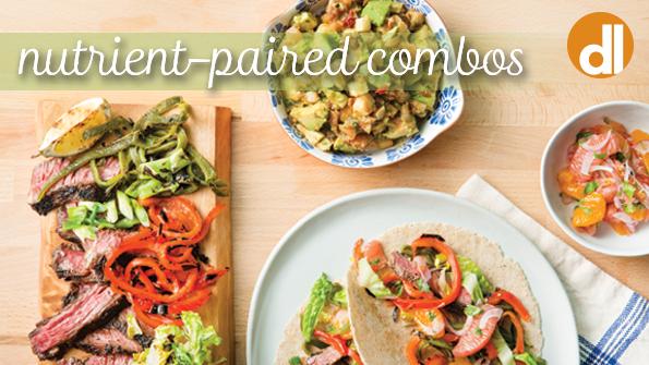 5 powerful food pairings for maximum nutrition