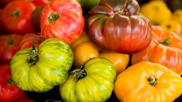 7 flavorful heirloom tomatoes