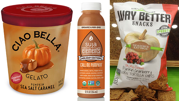 13 pumpkin products to try now