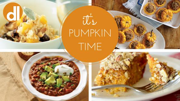 9 perfect pumpkin recipes