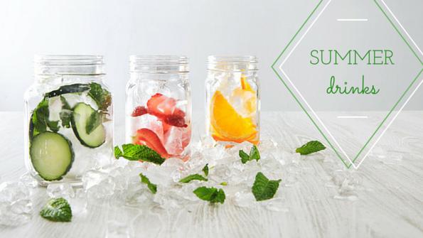 10 refreshing summer beverage recipes