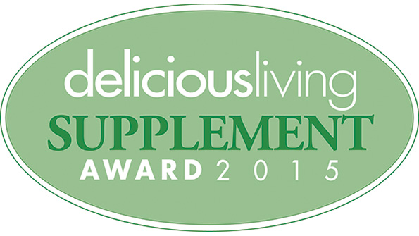 2015 Delicious Living Supplement Award Winners