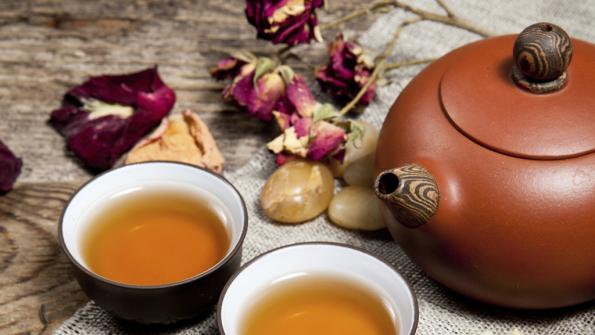 5 immunity-boosting dried teas