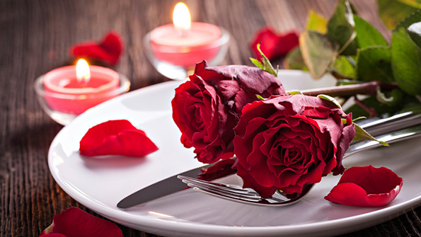 7 luscious recipes for Valentine's Day