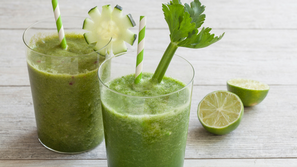 Healthy Green Elixir